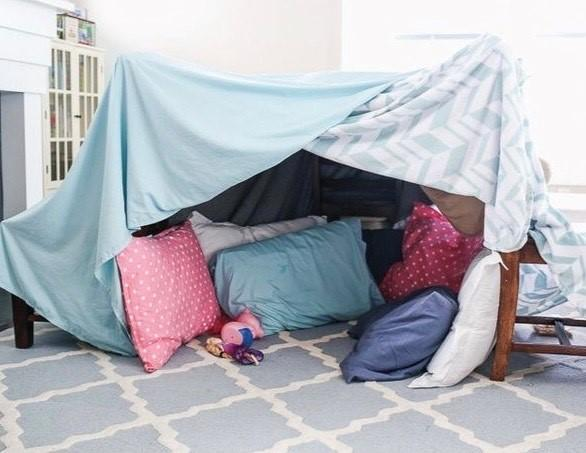 Example of a den