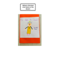 Willow's super mini book about the Queen!