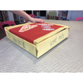 Harley's pizza box