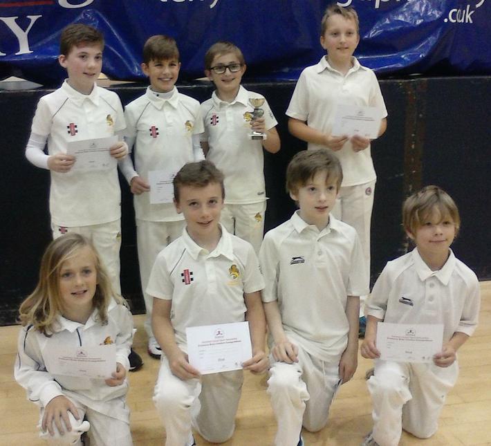 Indoor Cricket Champions