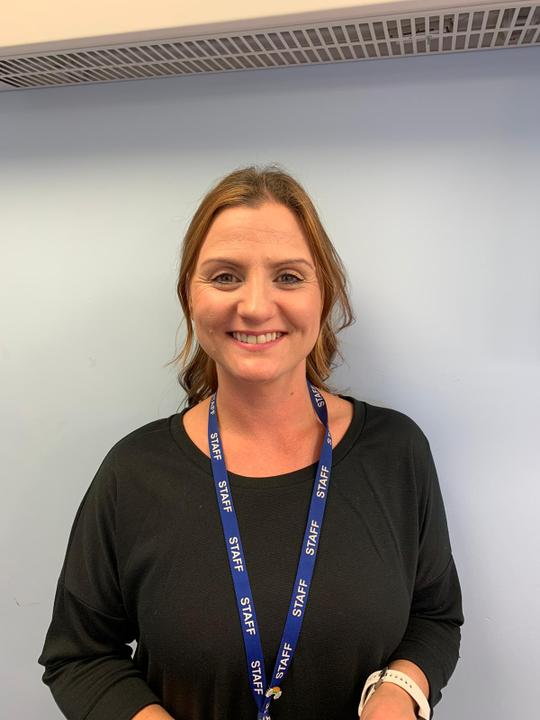 Mrs Hackett - Teaching Assistant
