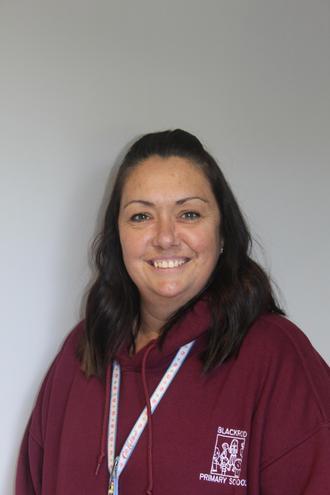 Ms E Melvin - Lunchtime Supervisor/All Stars Playworker