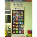 Reading Reward Board