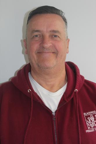 Mr S Hutchinson - Site Manager/All Stars Deputy