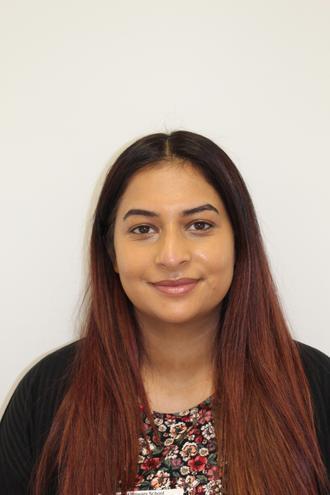 Miss M Safdar - Teaching Assistant