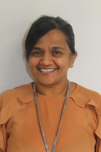 Mrs F Thagia - Teacher