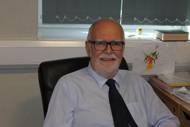 Mr I Dryburgh - Head Teacher