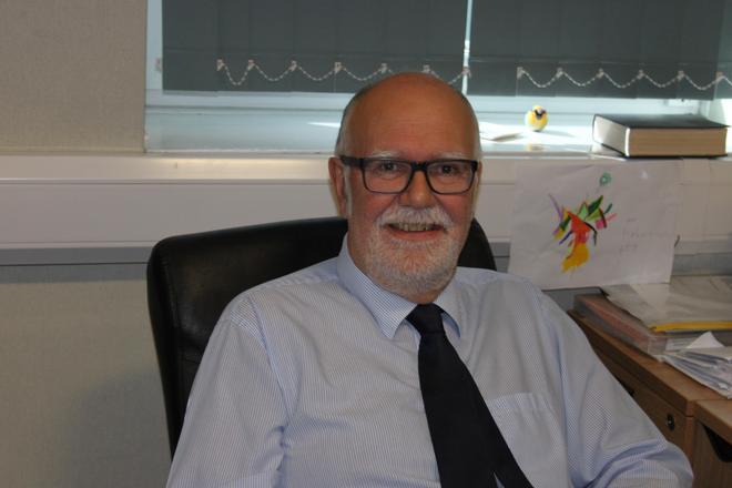 Mr Ian Dryburgh (Headteacher)
