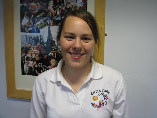 Miss H Parr - Teaching Assistant