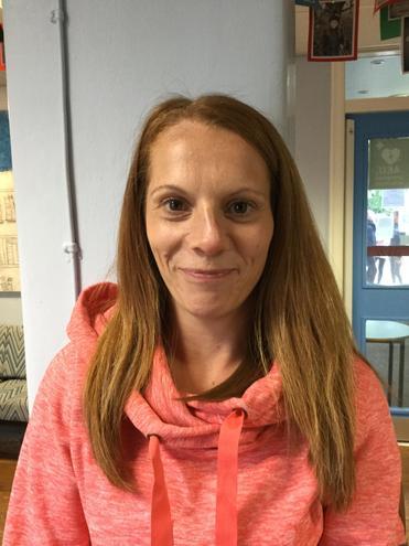 Mrs S Lucas - Teaching Asst./Forest School Leader