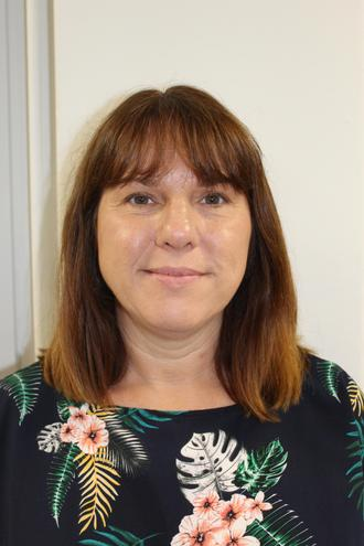 Mrs D Thompson - Office manager