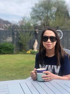 Tea break!