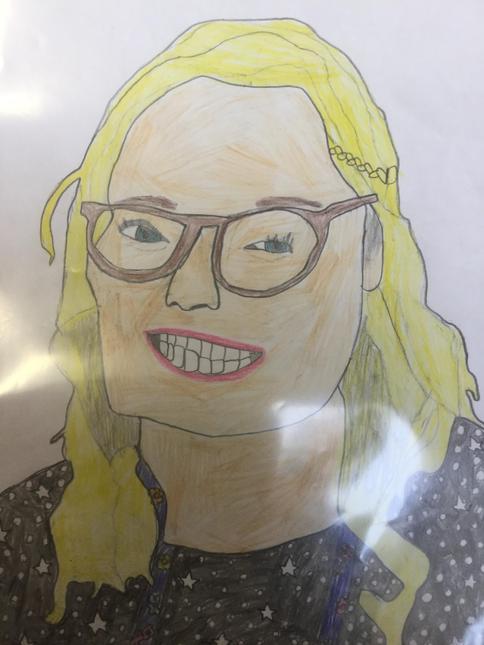 Miss Patterson - Cover Teacher