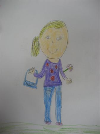 Mrs McFarlane -Teacher Year 2