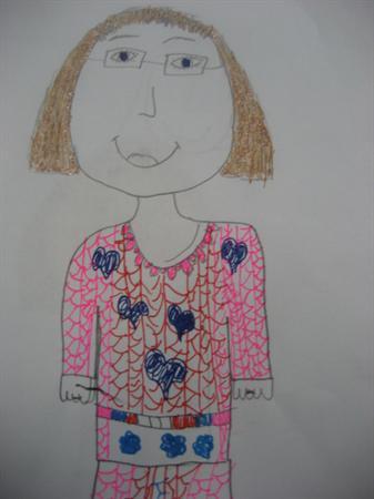Mrs Leadley  Cover Teacher