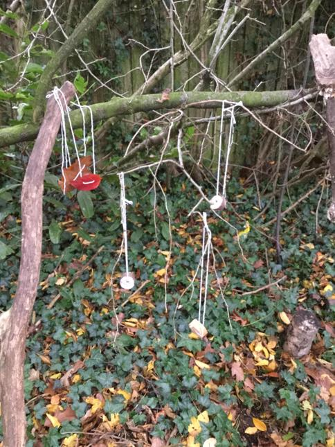 The Forest School shop.