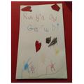St Dwynwen's day card