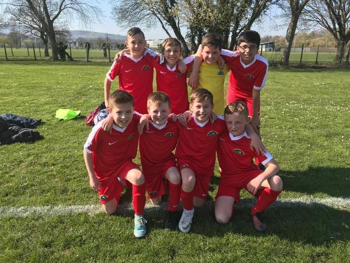 Football Squad 2018-19