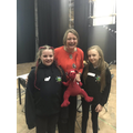 Meeting the Children's Commissioner for Wales