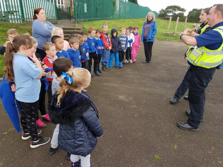 Question time for the PCSO's.
