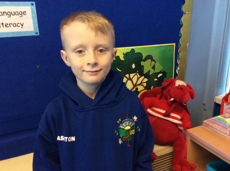 Well done Ashton for working super hard and great maths work.