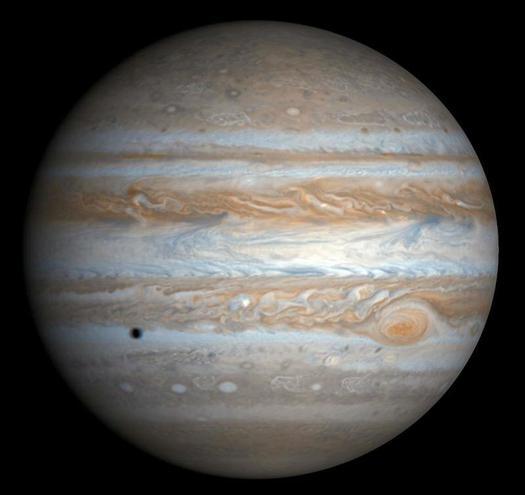 Jupiter (Green)