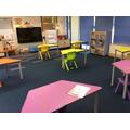 Year 1 in Year 2's Classroom