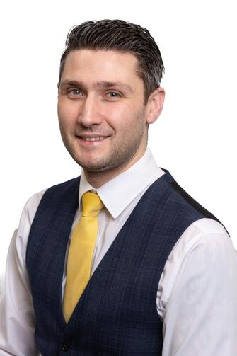 Mr Dan Eaton (Staff Governor)