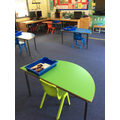 Reception in Year 1's Classroom