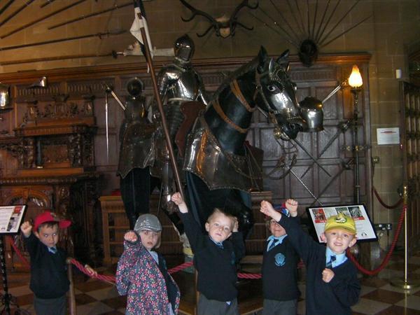 Warwick Castle Trip