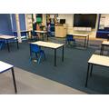 Year 2 in Year 3's Classroom