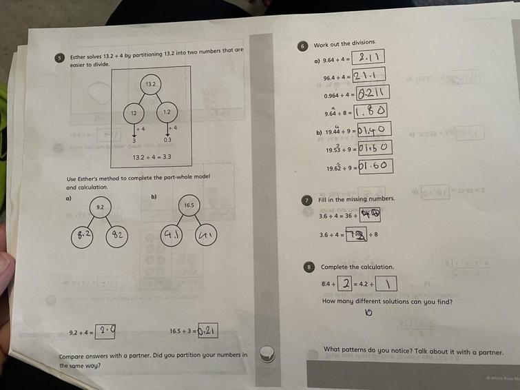 Bailey maths