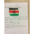 I loved learning all about Kenya thank you Kaelia!