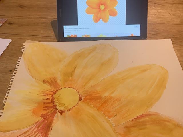 Poppy artwork