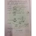 Kaelia's Poem Story Map