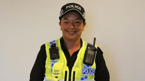Our SchoolBeat Officer PC Leah Davies
