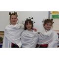 Daisy, Madison and Freya