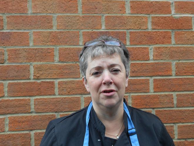 Mrs Julie King -       Cook