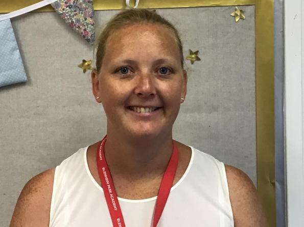 Mrs Belton - Teaching Assistant