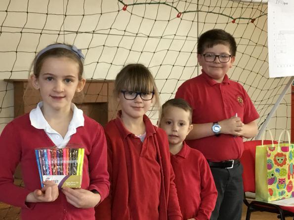 Golden Ticket Winners Thursday 22nd March