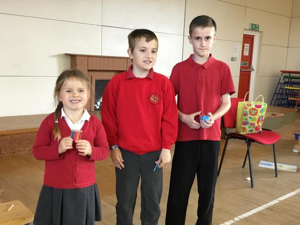 Golden Ticket Winners Thursday 17th May