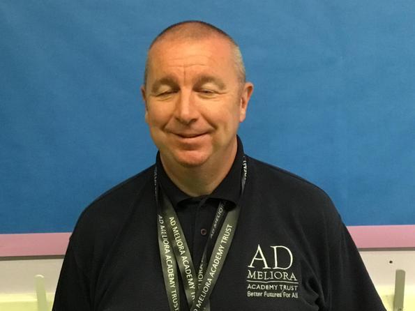 Mr Cornwell - Trust Premises Manager