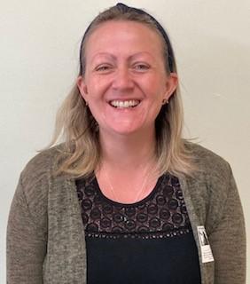 Mrs Corbett - Lunchtime Supervisor