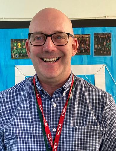 Mr Robinson - Teaching Assistant