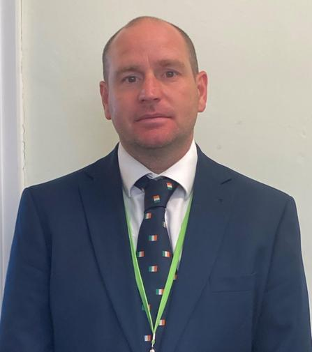 Mr Hawes - Acting Executive Headteacher