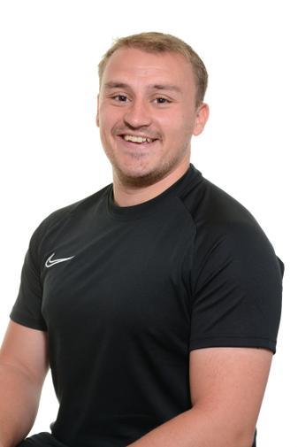 Mr Elliott - Sports, Health and Wellbeing Lead