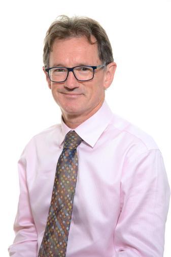 Mr Crewe-Read - Year 5E Teacher