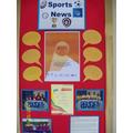 Sports News Board