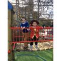 Tin Tin met a pirate on his adventures.