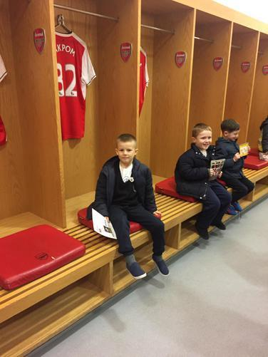 The latest signings at Arsenal.